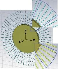 Invisibility cloak upgraded to bend infrared light, not to mention our minds