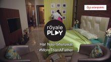 Beginning Fatherhood With Asian Paints Royale Play #NayiShuruat Feat. Rohit Reddy