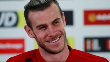 Wales vs Slovakia: Gareth Bale insists Welsh will cope without injured Aaron Ramsey in Euro 2020 opener