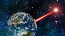 Lasersignale an Außerirdische möglich