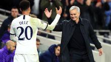 Jose Mourinho praises Dele Alli response to being left out of Tottenham team