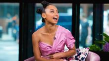 """The X Change Rate: Logan Browning Teases """"The Perfection"""""""