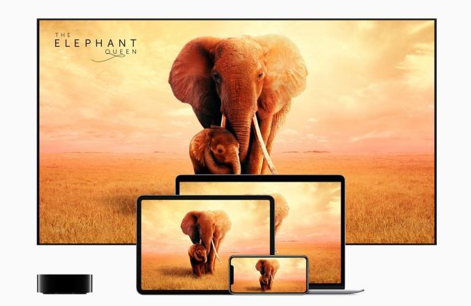 Apple TV+ is fine