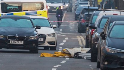Camden: Two men stabbed to death in separate streets