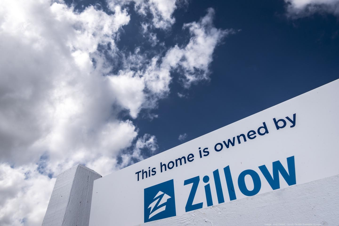 Zillow pauses home purchases, stock drops. Here's what other iBuyers are doing
