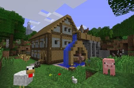 Deja Review: Minecraft (XBLA)