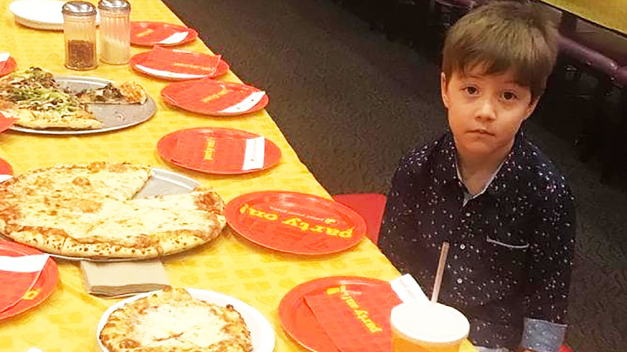 NBA team's incredible gesture for boy whose friends ditched birthday party