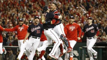 Nats redefine special en route to World Series
