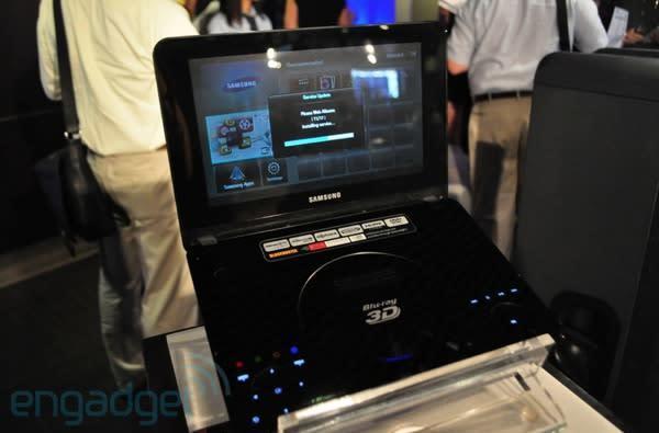 Samsung's 3D gala: 65-inch UN65C8000, 50-inch PN50C490, and BD-C8000 eyes-on