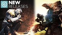 Dark Souls II and Titanfall - New Releases