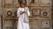 Pas de miracle à Jérusalem, le Saint-Sépulcre fermé au public pour Pâques