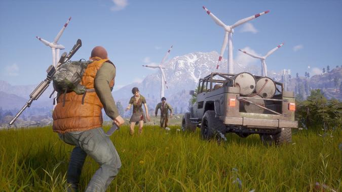 Undead Labs/Xbox Game Studios