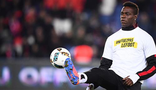 Ligue 1: Balotelli will keine Interviews mehr geben