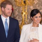 Harry, Meghan's child to be 7th in line to the British throne. Here's why.