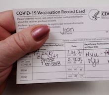 What to do if you lose your COVID-19 vaccine card
