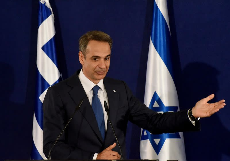 Greece PM says won't accept strict EU conditions on COVID-19 aid - Financial Times