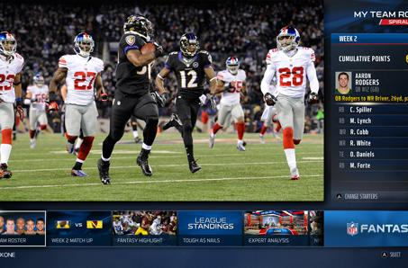 Microsoft 'expanding' sports broadcasts on Xbox One