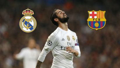 Isco's rumoured move to Barcelona Madrid is another reason to hate international breaks