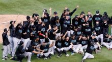 Big progress for Marlins, but they're still chasing Braves