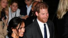 Prince Harry shares his and Meghan's 'personal joy' over soon becoming parents at the Invictus Games opening ceremony in Sydney