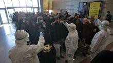 Suben a seis las personas muertas por nuevo virus en Irán
