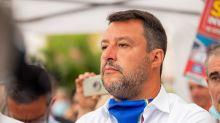 """Scintille Salvini-Mastella: """"Voltagabbana"""". """"No, lui quaquaraquà"""""""
