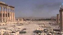 Islamic State Release New Video Footage From Inside Historic City of Palmyra
