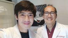 Robi Domingo fears for medical frontliner parents