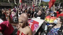 Sydney's LGBTQI Mardi Gras goes ahead _ with restrictions