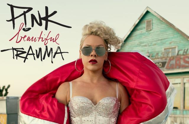 Apple Music will stream documentary on Pink's new album October 13th