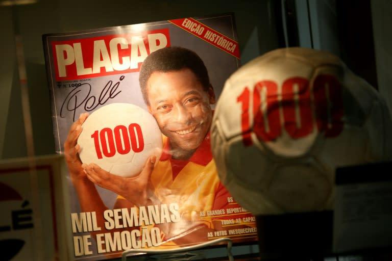 Pele's '1,000th goal' scored 50 years ago