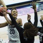 UConn routs Butler 103-35, Auriemma passes Summitt in wins
