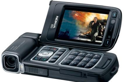 Vodafone to bundle Mission: Impossible III with Nokia N93