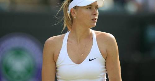 Wimbledon (F) - Maria Sharapova saura le 20 juin si elle obtient une wild-card pour Wimbledon