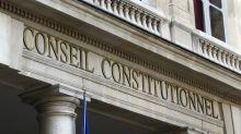 Le Conseil constitutionnel saisi des remontées d'informations au garde des Sceaux