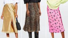 Best satin and silk midi skirts: The 25 best slip skirts for summer