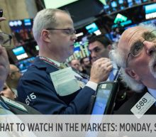 What to watch in the markets: Monday, September 25