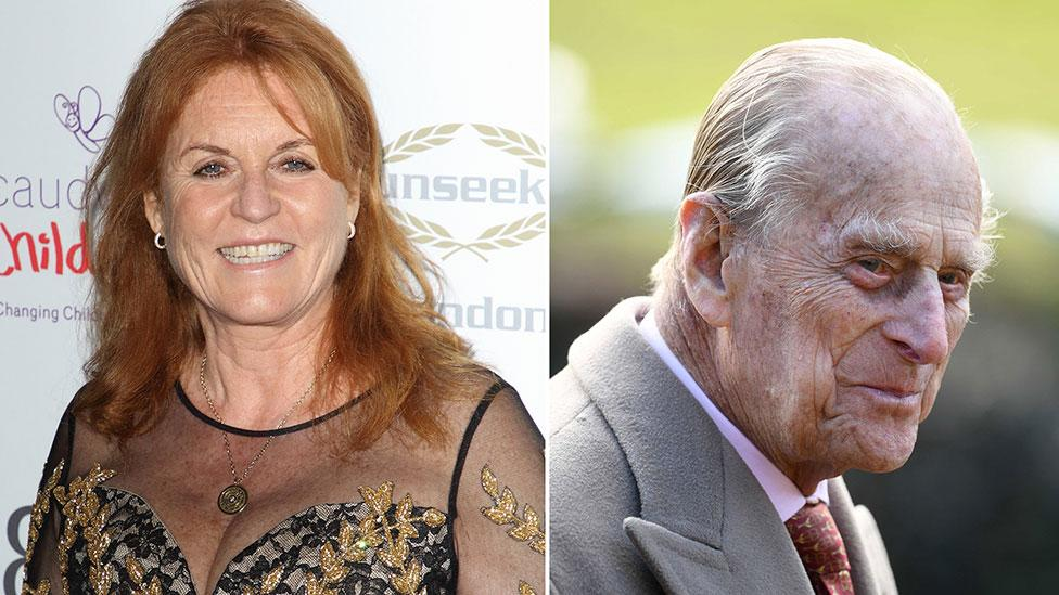 Sarah Ferguson 'forced to leave Balmoral' when Prince Philip arrives early