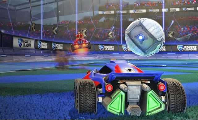 'Rocket League' keeps adding players and making tons of money