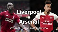 Liverpool v Arsenal: Premier League match preview