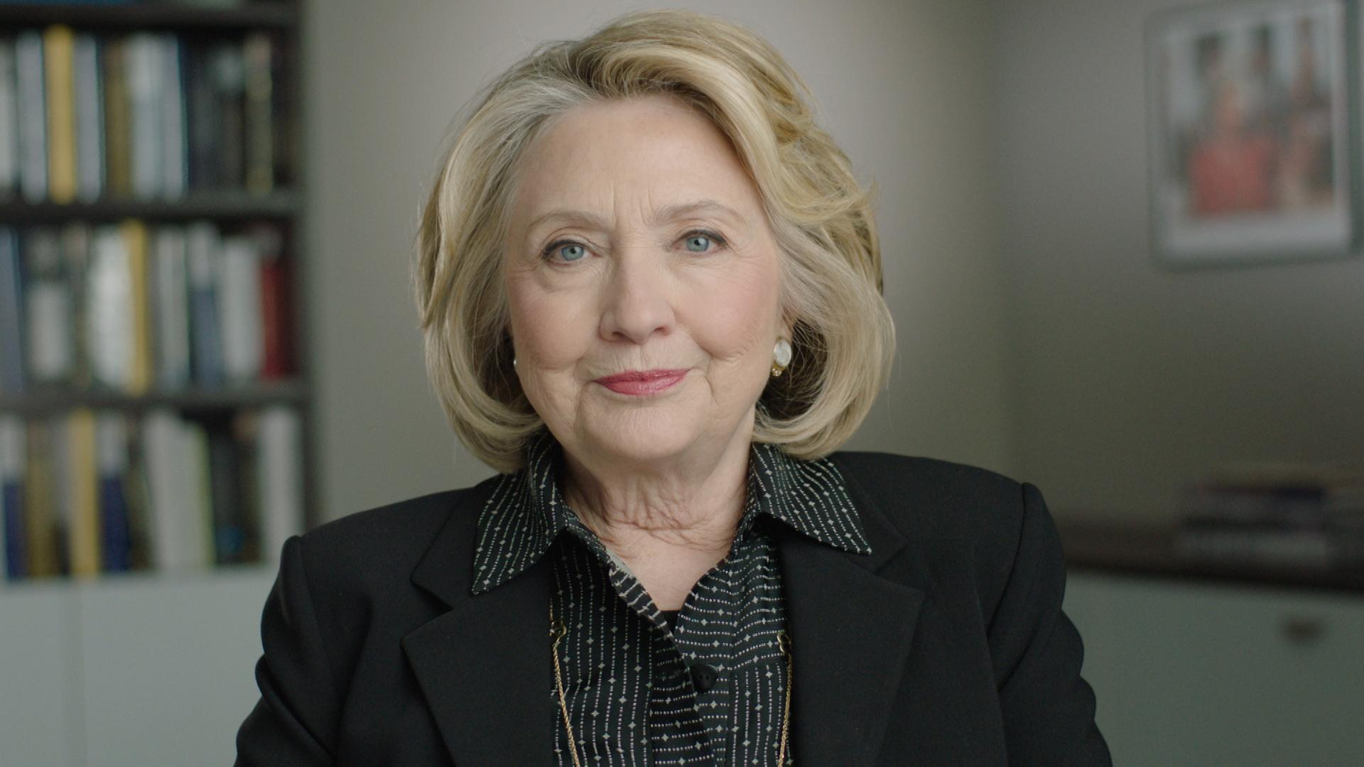 Hillary Clinton says Speaker Nancy Pelosi proves it 'takes a woman' to get things done