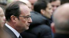 """Procès des attentats de janvier 2015: Hollande estime que les terroristes ont """"perdu"""""""