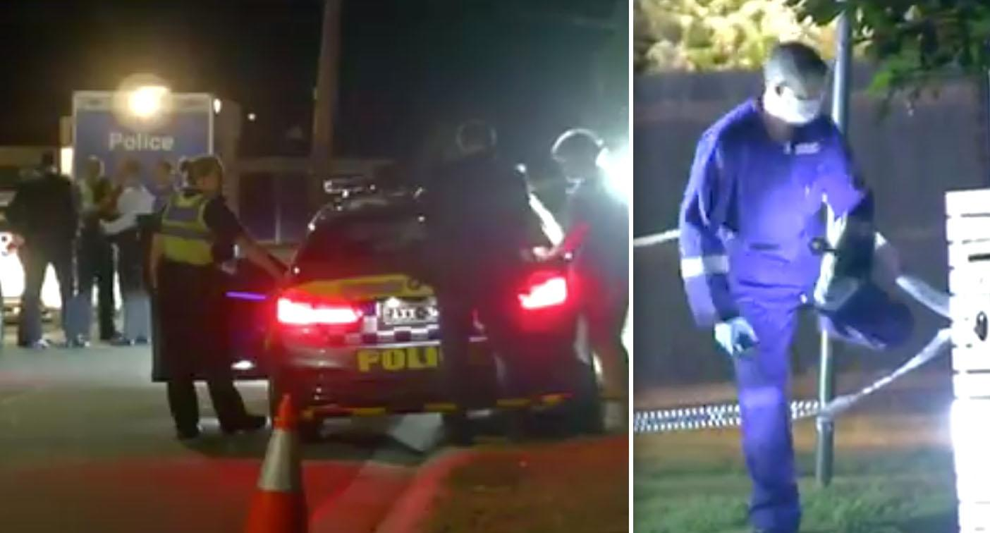 'I have just bashed your neighbour to death': Man's body found in Melbourne backyard