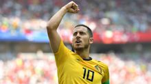 World Cup 2018: Chelsea star Hazard drops HUGE hint over Blues future after leading Belgium to third place