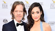 William H. Macy Says Emmy Rossum 'Made the Right Choice' Leaving Shameless