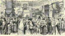 Cuando el Royal Albert Hall de Londres acogió en 1891 la primera convención de ciencia ficción del mundo
