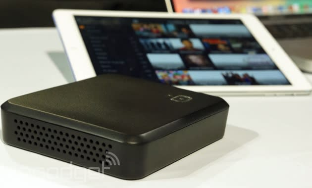 Simple.TV's streaming DVR now sends shows to your Chromecast