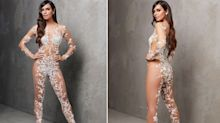 This may be the most risqué bridal trend yet
