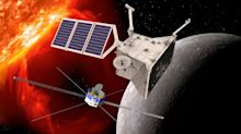 Europäische Sonde fliegt zum Merkur