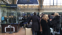 Eurostar strike: Passengers face four hour-long queues and told not to travel 'until absolutely necessary'